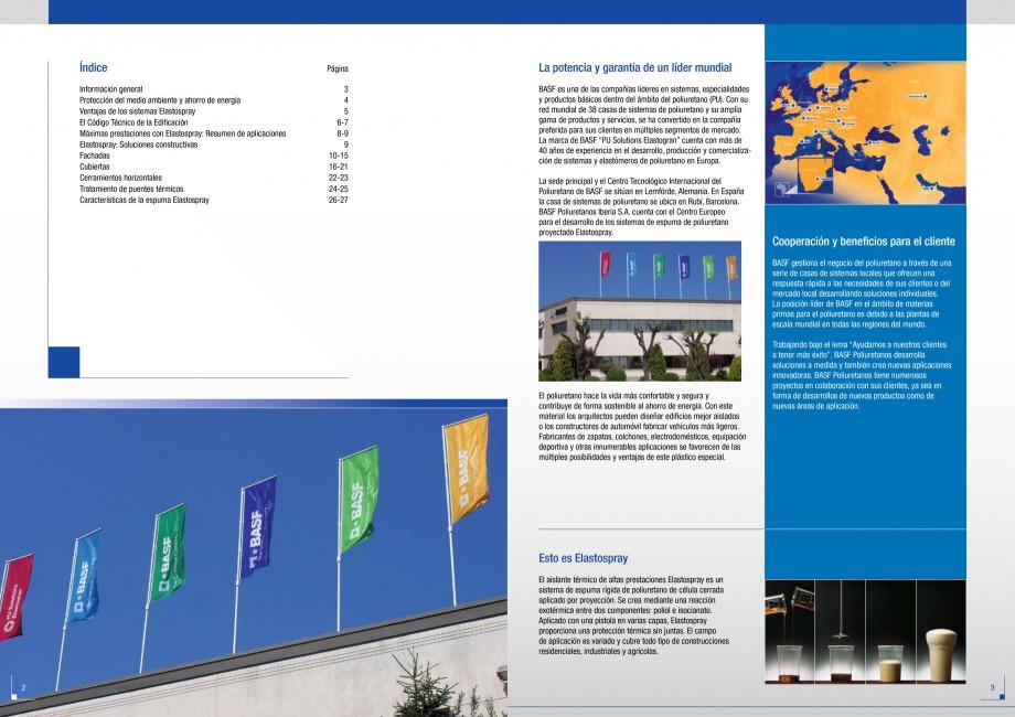 Pagina 2 - Termoizolatii poliuretan STRIKE CONS Fisa tehnica Spaniola n de sistemas y elastómeros...