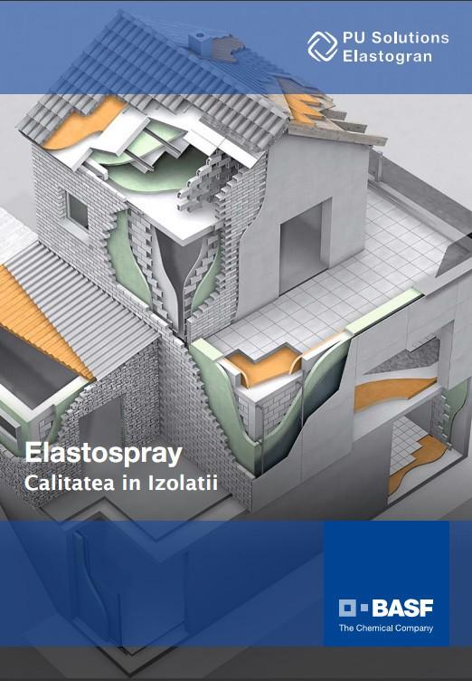 Pagina 1 - Calitatea in izolatii - Elastospray  STRIKE CONS Fisa tehnica Romana Elastospray...