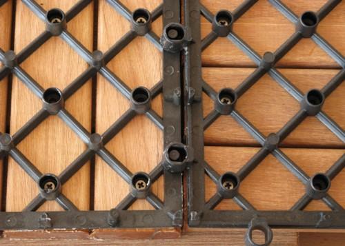 Exemple de utilizare Dale de exterior din lemn de bangkirai WELDE - Poza 1