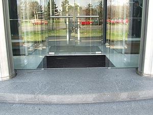 Prezentare produs Stergatoare de picioare EUROMATT - Poza 1