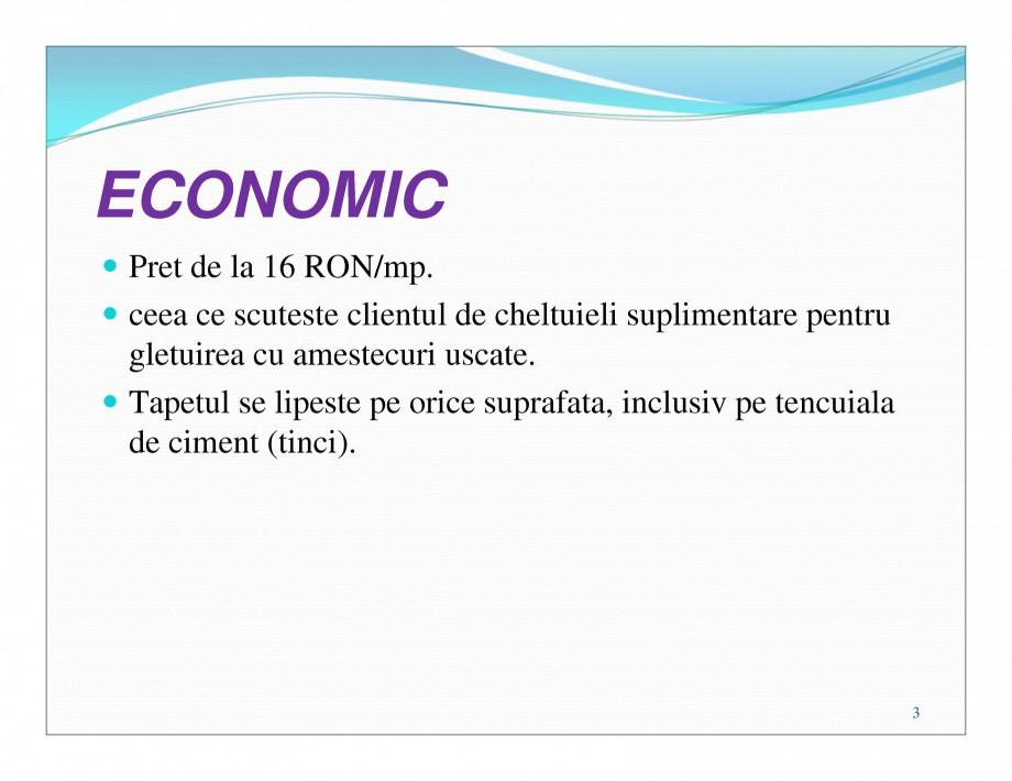 Pagina 3 - Tencuiala decorativa din bumbac EUROMATT EUROMATT Catalog, brosura Romana eaza un...