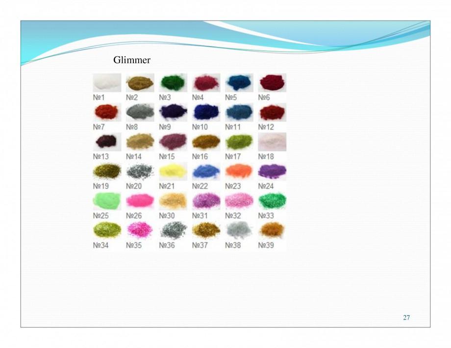 Pagina 12 - Culori pentru tencuiala decorativa din bumbac EUROMATT EUROMATT Catalog, brosura Romana