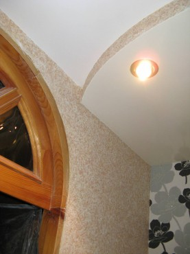 Prezentare produs Tencuiala decorativa din bumbac EUROMATT - Poza 8