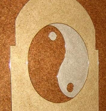 Prezentare produs Tencuiala decorativa din bumbac EUROMATT - Poza 9