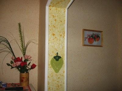 Prezentare produs Tencuiala decorativa din bumbac EUROMATT - Poza 11