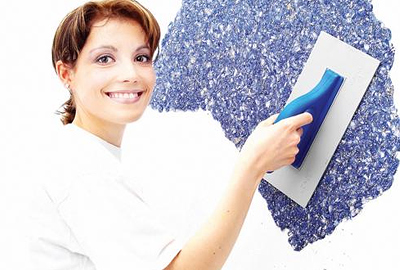 Prezentare produs Tencuiala decorativa din bumbac EUROMATT - Poza 24