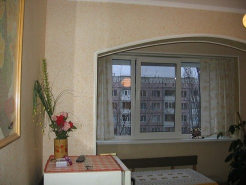 Prezentare produs Tencuiala decorativa din bumbac EUROMATT - Poza 20