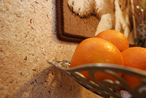 Prezentare produs Tencuiala decorativa din bumbac EUROMATT - Poza 21