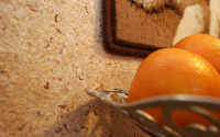 Tencuiala decorativa din bumbac (Tapet lichid) Tapetul lichid este o decoratiune pentru pereti si tavane, ce contine materiale naturale precum bumbac, celuloza, gelatina, matase. Are un aspect exterior placut si este usor de aplicat.