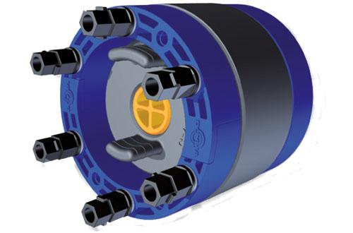 Sistem de etansare la trecerea prin pereti Curaflex Nova DOYMA - Poza 1