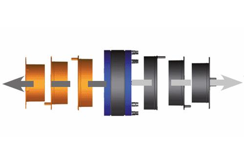 Sistem de etansare la trecerea prin pereti Curaflex Nova DOYMA - Poza 2