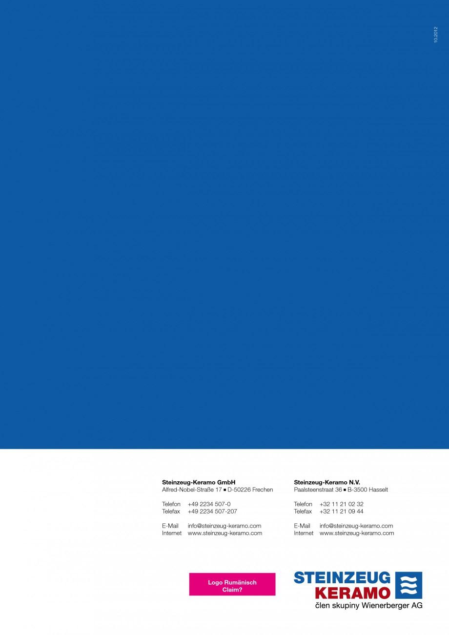 Catalog, brosura Sisteme de conducte de canalizare din ceramica vitrificata STEINZEUG KERAMO Tuburi ceramice HTI INTERNATIONAL ROMANIA  I1 Greutate medie  Articulatii DN 150 pana la DN 1400 cu imbinare L si K conform sistemului de... - Pagina 21