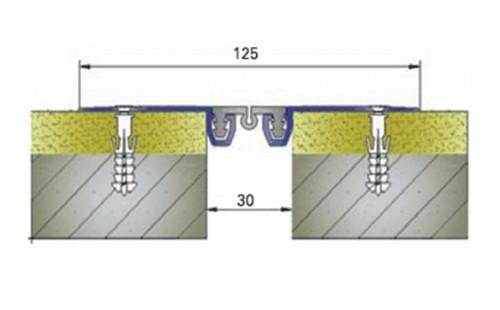 Profile pentru pereti si tavane pentru rost de 30 mm ARFEN - Poza 14