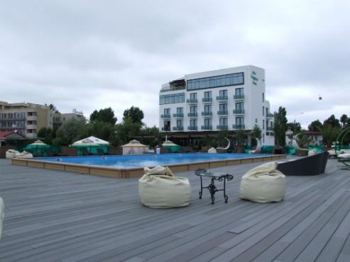 Lucrari, proiecte Piscina publica - Hotel Laguna Mamaia KASTA METAL - Poza 1