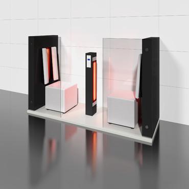 Prezentare produs Cabine de saune cu infrarosu KASTA METAL - Poza 1