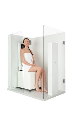 Prezentare produs Cabine de saune cu infrarosu KASTA METAL - Poza 2