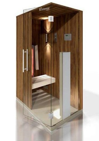 Cabine de saune cu infrarosu KASTA METAL - Poza 17
