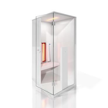 Prezentare produs Cabine de saune cu infrarosu KASTA METAL - Poza 18