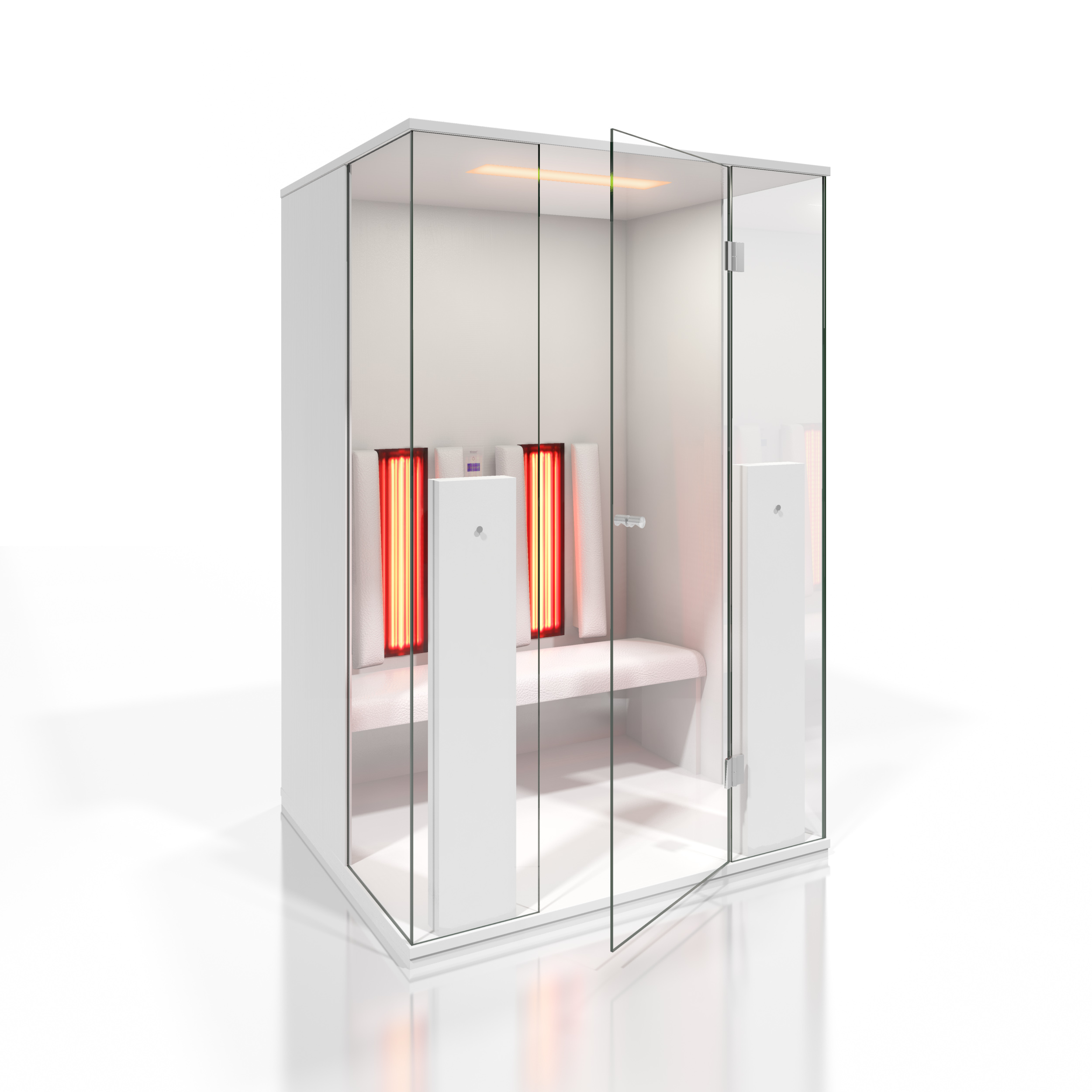 Cabine de saune cu infrarosu KASTA METAL - Poza 21