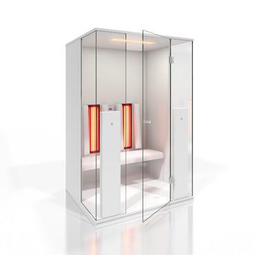 Prezentare produs Cabine de saune cu infrarosu KASTA METAL - Poza 21