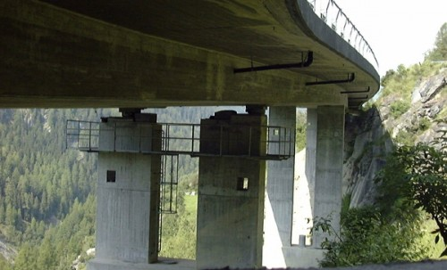 Reazeme ajustabile pentru poduri MAGEBA - Poza 7