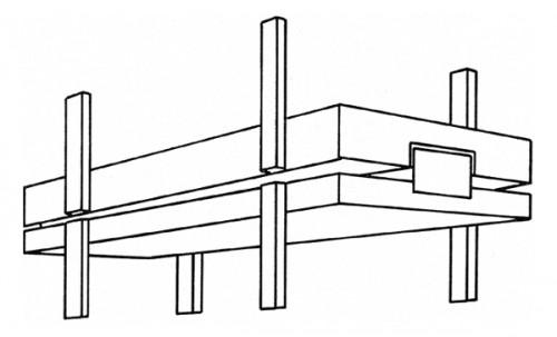 Reazeme orizontale pentru poduri MAGEBA - Poza 8