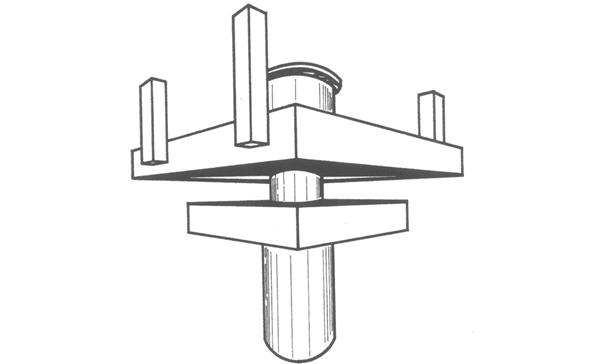 Reazeme orizontale pentru poduri MAGEBA - Poza 9