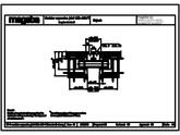 Profile de dilatatie pentru poduri, drumuri LR2 MAGEBA