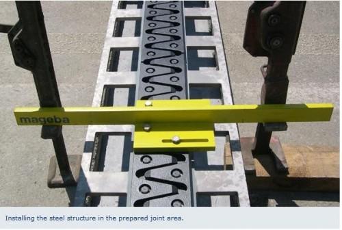 Profile de dilatatie pentru poduri, drumuri MAGEBA - Poza 16