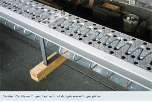 Profile de dilatatie pentru poduri, drumuri MAGEBA - Poza 2