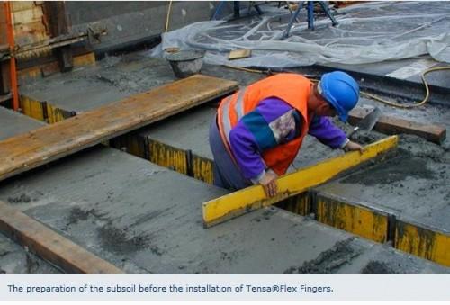 Profile de dilatatie pentru poduri, drumuri MAGEBA - Poza 11