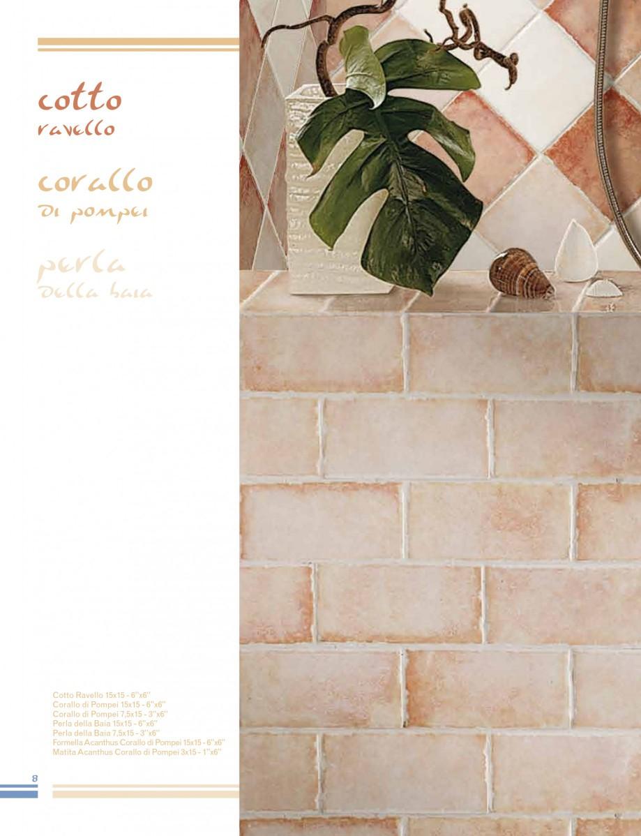 Fisa tehnica placi ceramice 2011 riflessi mediterranei for Casa classica porcelain tile