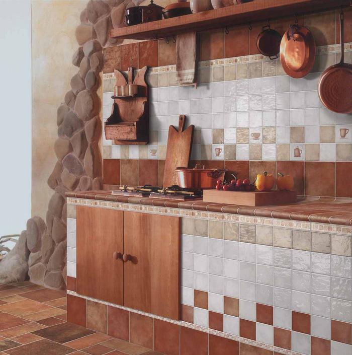 Placi ceramice, seturi complete ELIOS CERAMICA - Poza 10