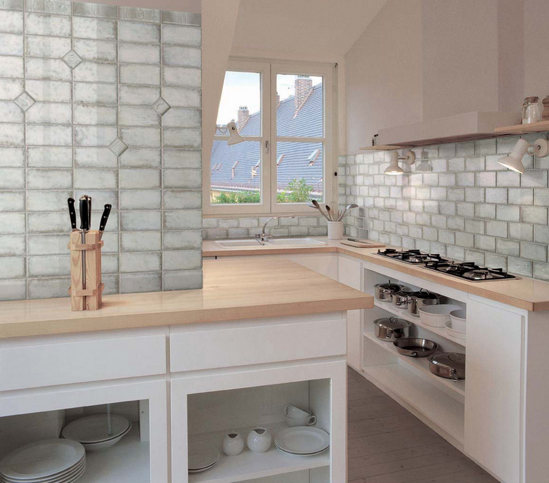 Placi ceramice, seturi complete ELIOS CERAMICA - Poza 5