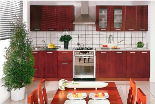 Exemple de utilizare Mobilier bucatarii la comanda BLACK RED WHITE - Poza 13