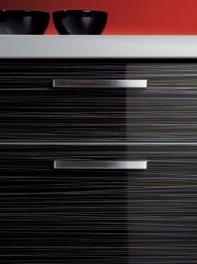 Exemple de utilizare Mobilier bucatarii la comanda BLACK RED WHITE - Poza 2