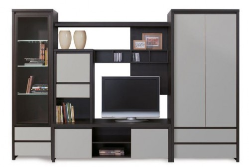 Exemple de utilizare Mobilier living BLACK RED WHITE - Poza 8