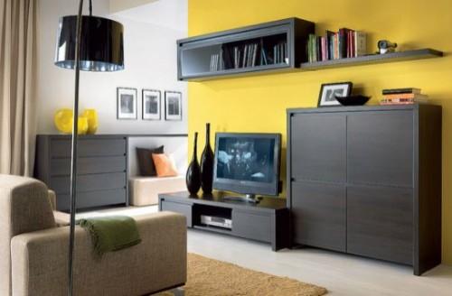 Exemple de utilizare Mobilier living BLACK RED WHITE - Poza 10
