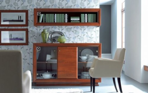 Exemple de utilizare Mobilier living BLACK RED WHITE - Poza 13