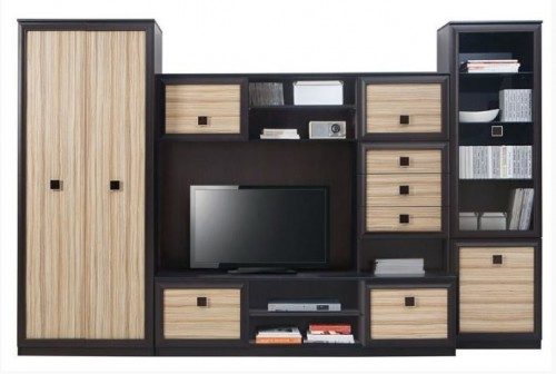 Exemple de utilizare Mobilier living BLACK RED WHITE - Poza 3