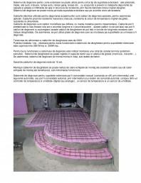 Sisteme de degivrare a teraselor