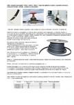 Cablu incalzitor autoreglabil pentru degivrare FENIX - Autoreglabil 10/20/30 W