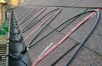 Instalatii de degivrare cu cabluri electrice rezistente UV FENIX