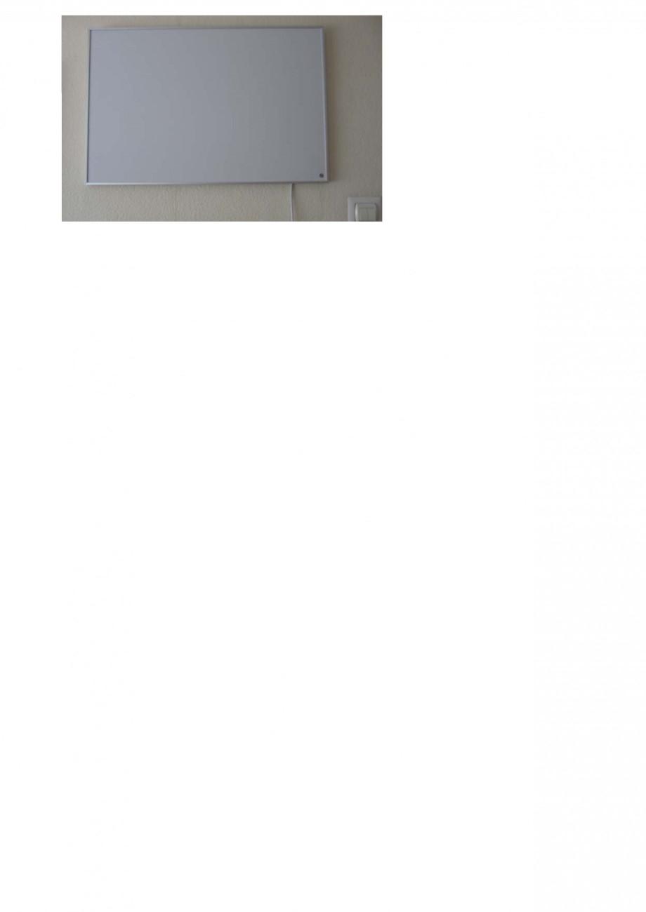Pagina 3 - Panouri radiante infrarosu FENIX ECOSUN U, INFRAPOWER Fisa tehnica Romana u tip Ecosun U ...
