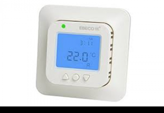 Cronotermostate digitale cu sonda de pardoseala si senzor de ambient EBECO