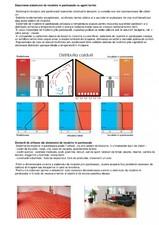 Sistem de incalzire in pardoseala cu agent termic CIPEC