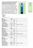 Filtre automate carbune activ recipient Fieberglass  NOBEL