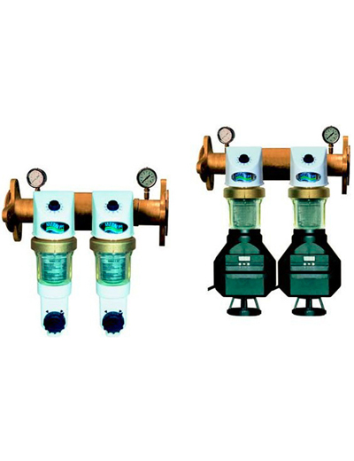 Filtre de apa pentru uz casnic si industrial NOBEL - Poza 3