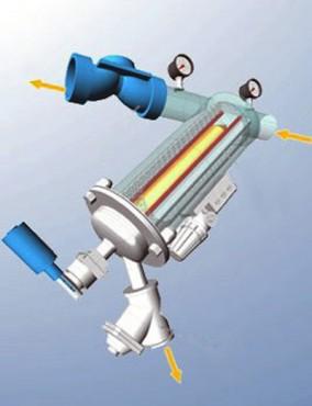 Prezentare produs Filtre de apa pentru uz casnic si industrial NOBEL - Poza 13