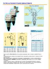 Filtre de apa pentru uz casnic si industrial NOBEL